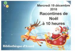 Noël - Racontines