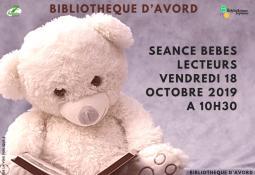 Bébés Lecteurs d'Octobre