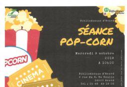 Séance Pop-corn 2